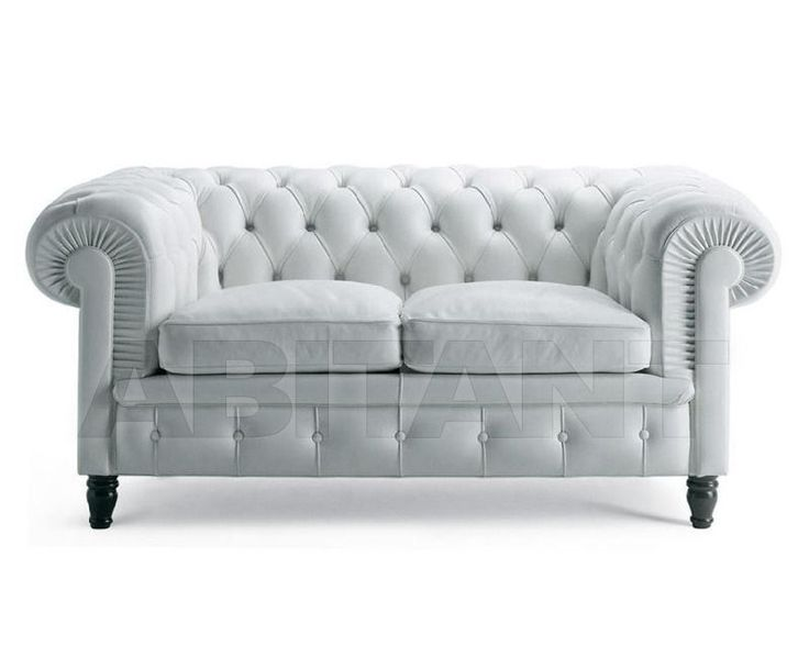 Диван Chester белый Poltrona Frau 5107211 , каталог мягкой мебели ...