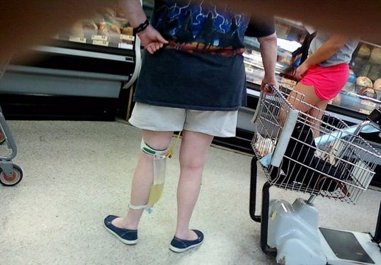 People of Walmart.------------------ How would you like to watch some really funny YouTube videos. Check it out here: http://www.thehouseofjokes.com/