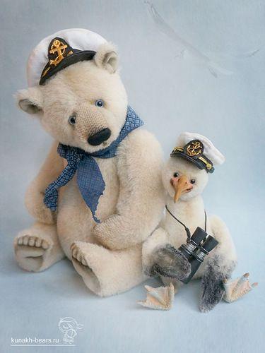 Два капитана  Irina Kunah