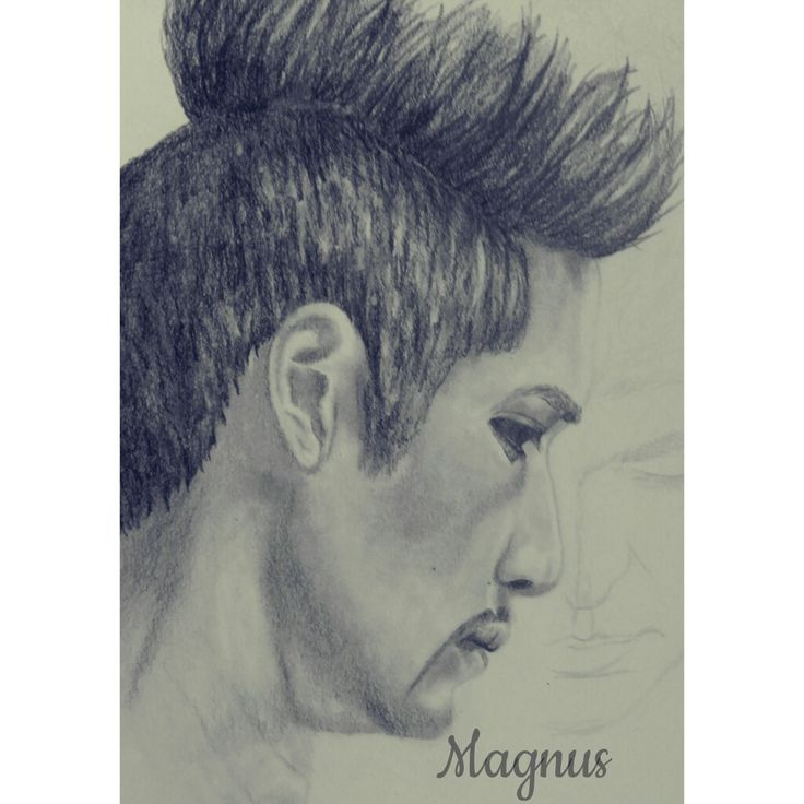 Drawing Magnus Shadowhunters