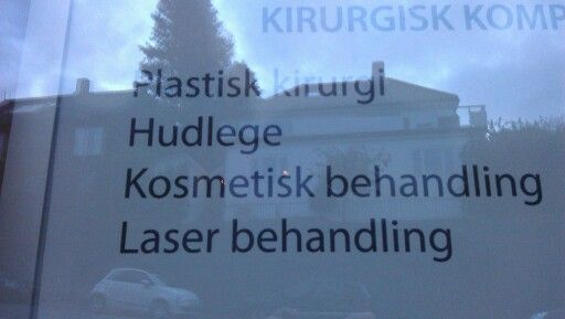 Laser behandling