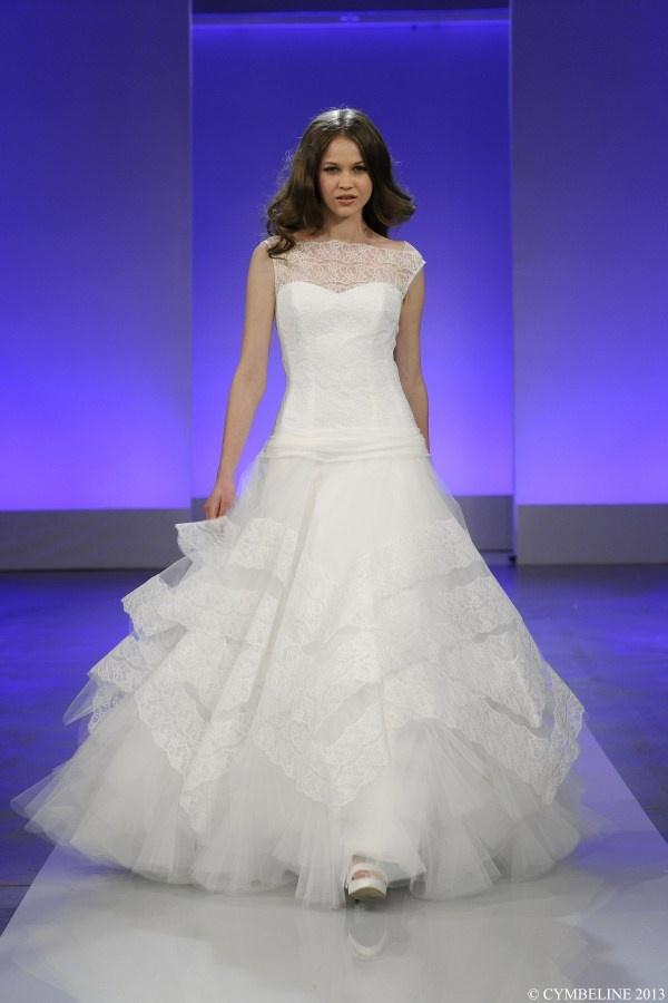 Mejores 51 imágenes de Trouwjurken en Pinterest | Vestidos de novia ...