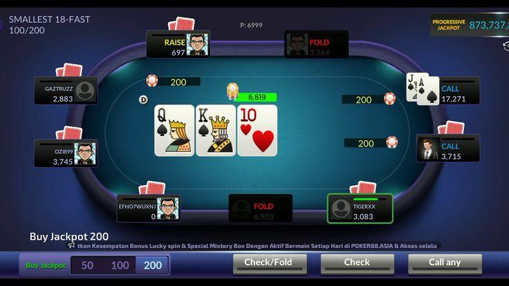 Situs Poker Idn Sering Dapat Jackpot Poker Jackpot Online