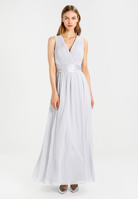 Bestill  Dorothy Perkins SHOWCASE HOLLY MAXI - Ballkjole - grey for kr 594,00 (08.10.17) med gratis frakt på Zalando.no