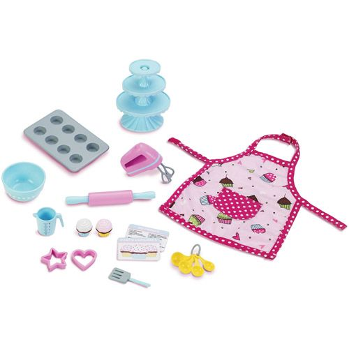 """My Life As Baking Set for 18"""" doll ~ Walmart $12.97"""