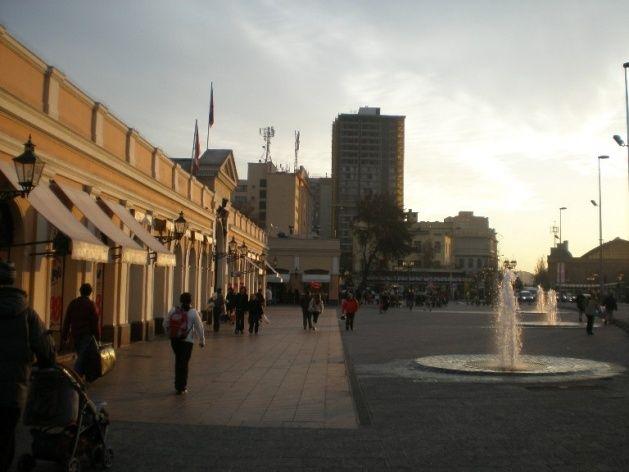 Mercado Municipal, Santiago do Chile