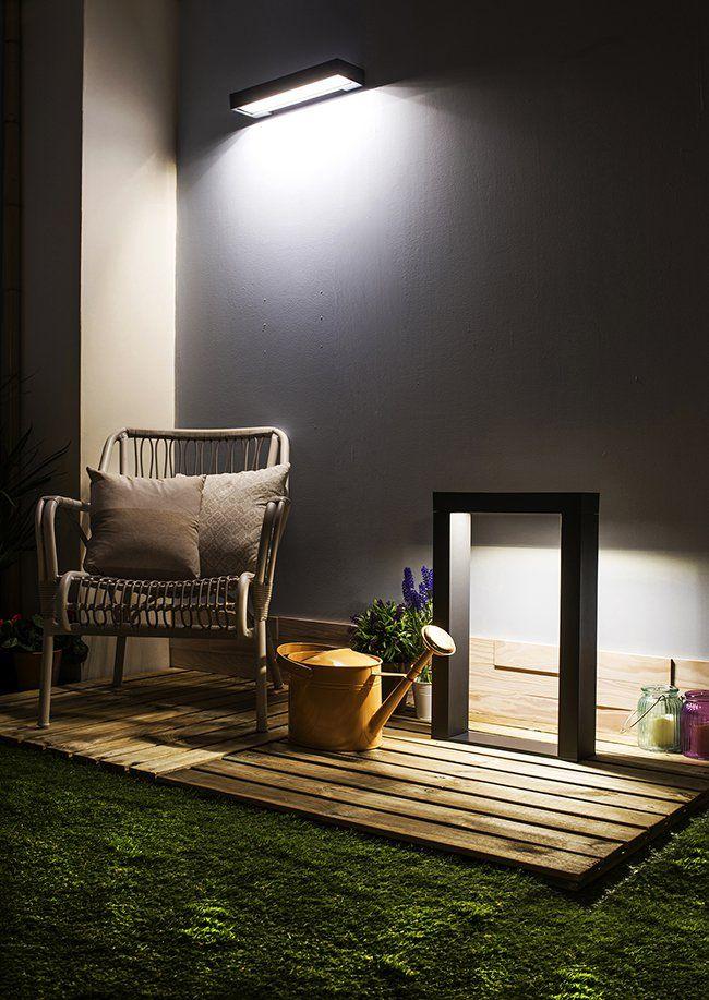 M s de 25 ideas incre bles sobre iluminacion solar en - Iluminacion jardin solar ...