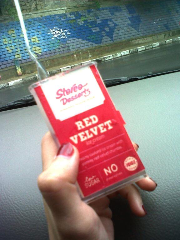 Stereo Dessert --Red Velvet
