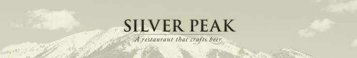 Silver Peak Brewery - a Restaurant that Crafts Beer: I've been to all three of their locations and they are all cool in their own ways. Great beer and good pub food, although if you're looking for light options there aren't a lot of them.