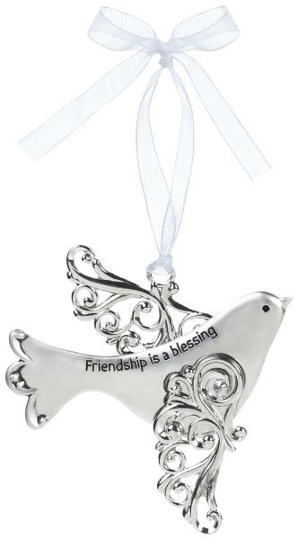 Ganz Blessing Birds Ornament - Friendship is a blessing $6.95