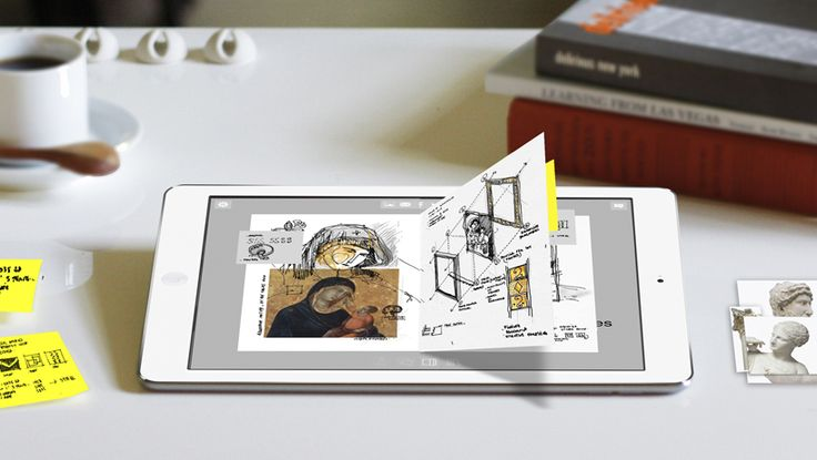 morpholio journal is an app that redefines the sketchbook as a mixing chamber where photos can inspire drawings, and drawings can inspire thoughts.