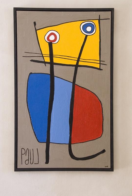 "Du Toit, Paul - ""Off the Wall"".1965."