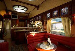 Golden Eagle Trans-Siberian Express  http://www.goldeneagleluxurytrains.com/index.php