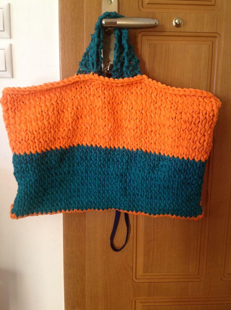 Shopping bag #shareyourknits