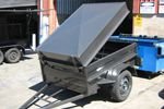 Enclosed Trailer Sydney, Bob Cat Trailers, Buy Enclosed Trailer For Sale, Sydney, New South Wales (NSW) - Unique Trailers