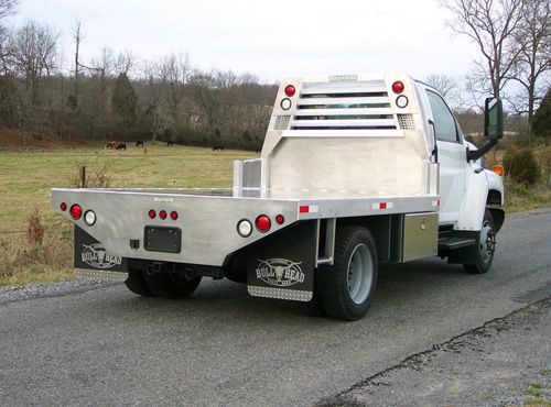Aluminum Truck Beds by Bull Head - Chevy Trucks - The Aluminum Truck Bed - Beefed Up - A Cut Above the Rest
