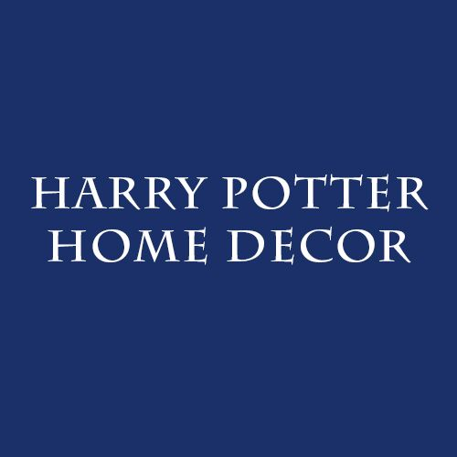 63 best images about harry potter home decor on pinterest for Harry potter home decorations