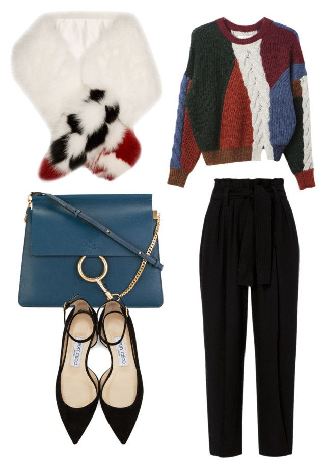 """✨"" by anita-wonderlight on Polyvore featuring мода, Isabel Marant, A.L.C., Fendi, Chloé и Jimmy Choo"