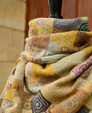 Sophie Digard / echape wool op (3451-MR/HBS) | petiteparis ソフィーディガー