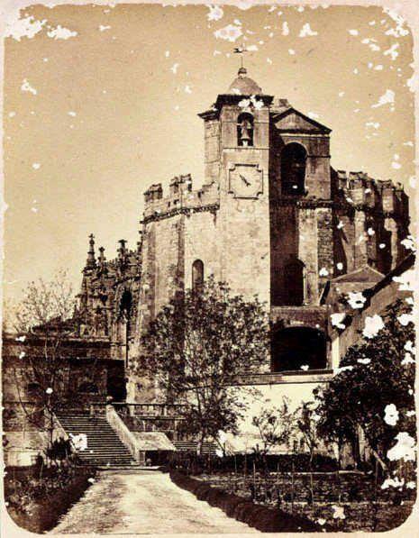 Convento de Cristo (Tomar, 1872)