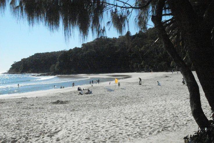 Noosa Beach 2011