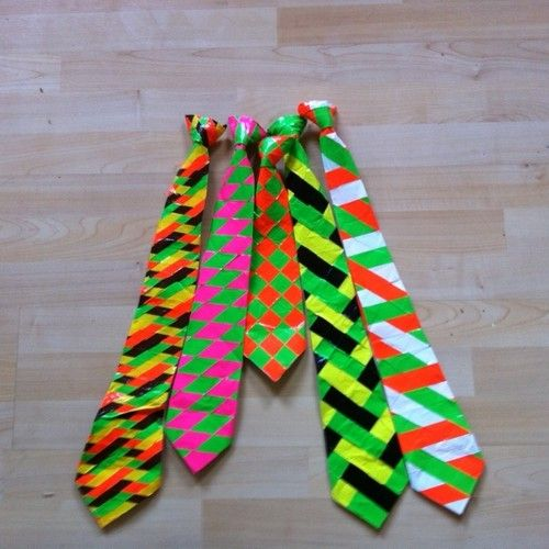 Duct Tape Crafts For Boys