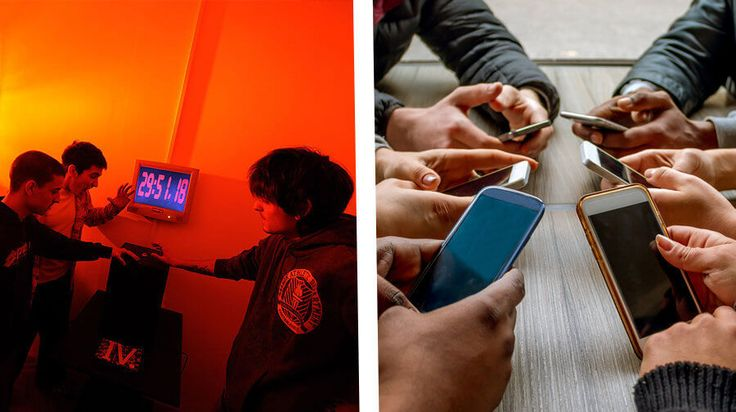Escape The Room Makers Unveil New Game: Escape The Group Text Thread #humor #funny #lol #comedy #chiste #fun #chistes #meme