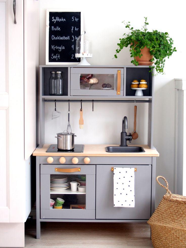 DIY: Meine Variante von Ikeas Spielzeugküche #ik…