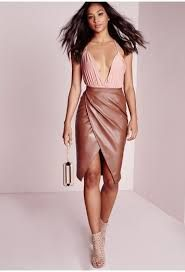 Image result for asymmetrical wrap skirt