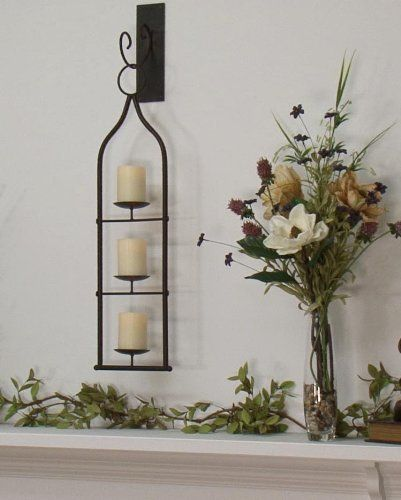 Best 25+ Candle wall decor ideas on Pinterest | Monogram ...