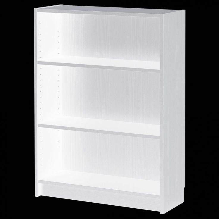 Ikea 3 Shelf Bookcase - Best Cheap Modern Furniture Check more at http://fiveinchfloppy.com/ikea-3-shelf-bookcase/