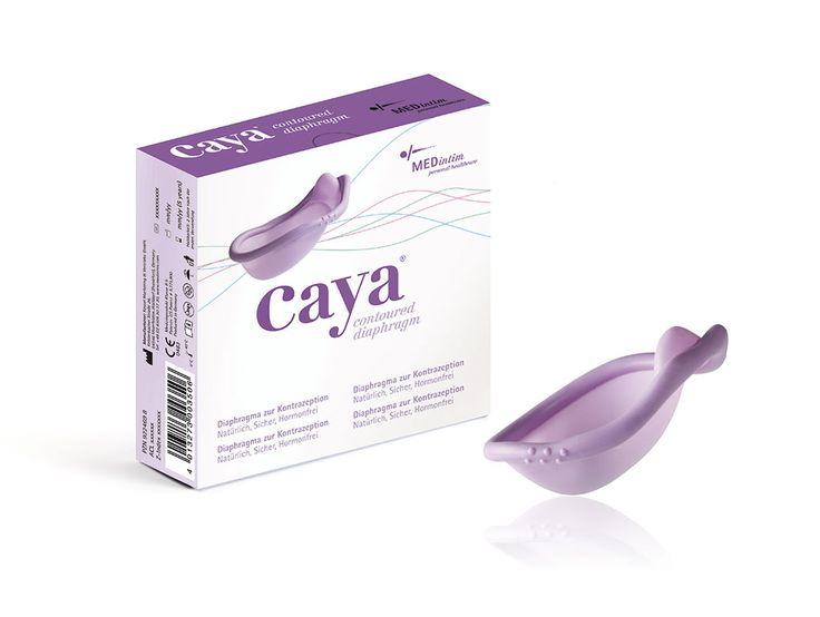 Simpel, naturlig og hormonfri prævention med Caya pessar - Én størrelse, passer de fleste, økonomisk, kan bruges op til 2 år, Medicinsk silikone, ingen allergi
