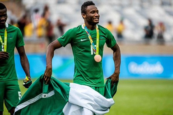 5 Nigerian players shortlisted for 2016 Glo CAF awards   The Nigerian football trio of John Mikel Obi Ahmed Musa and Kelechi Iheanacho made the list of the 30 players shortlisted for the CAF African player of the year award for 2016.  Also the duo of Mfon Udoh of Enyimba FC and Chisom Chikatara of Wydad FC of Morocco made the cut for the Africa-based Player of the Year award.  The list includes the 2015 African player of the year Pierre-Emerick Aubameyang and Andre Ayew of Ghana.  THE FULL…