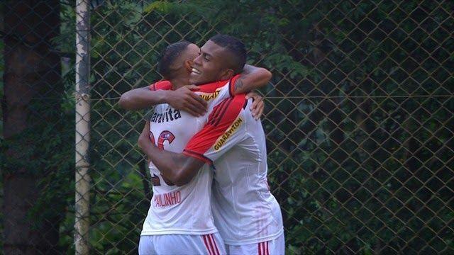 Blog Esportivo do Suíço: Campeonato Carioca - 10ª Rodada: Flamengo vence Tigres e assume a liderança provisória