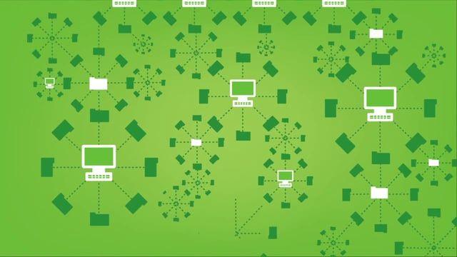 www.clipatize.com  Client: MediSapiens Industry: IT Style: 2D motion graphics animation