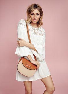 Sienna Miller stars au printemps 2016 la campagne de Lindex