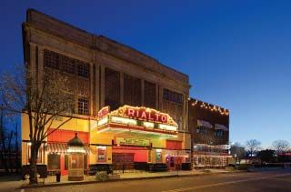Eldorado ar movie theaters