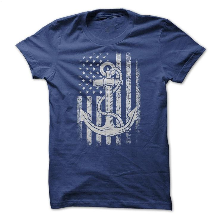 US Navy  Flag T Shirts, Hoodies, Sweatshirts - #long sleeve t shirts #kids t…