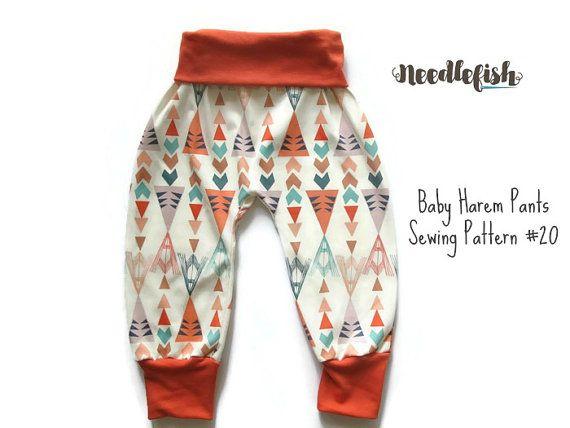 harem pants pattern free pdf