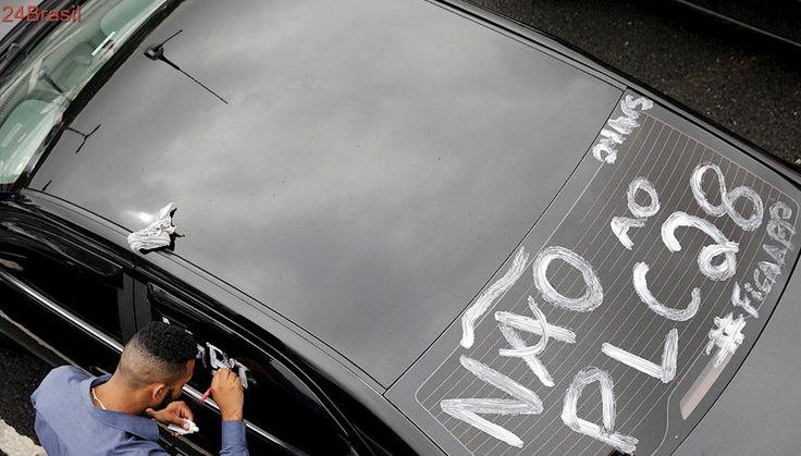 Para empresas de apps, Senado ouviu motoristas e passageiros