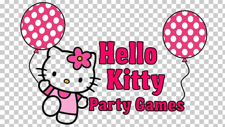 Hello Kitty Online Party Game Png Area Bachelorette Party Balloon Birthday Circle Hello Kitty Online Online Party Games Kitty Party Games