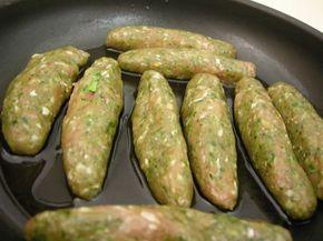 Reshmi Kebab o Kebab de pollo