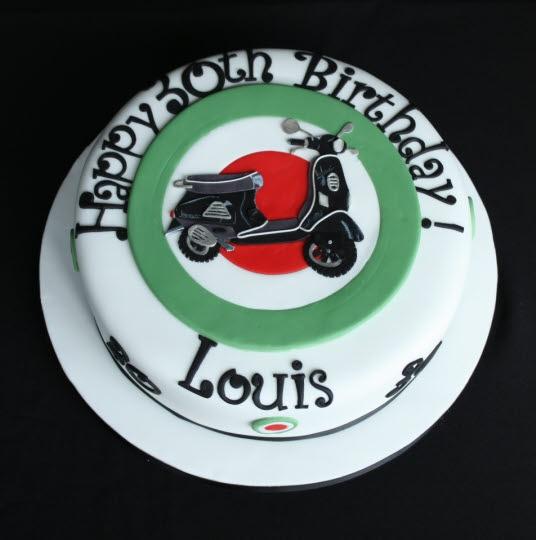 ... Cakes  Pinterest  Pharmacy cake, Vespa cake and Beatles birthday