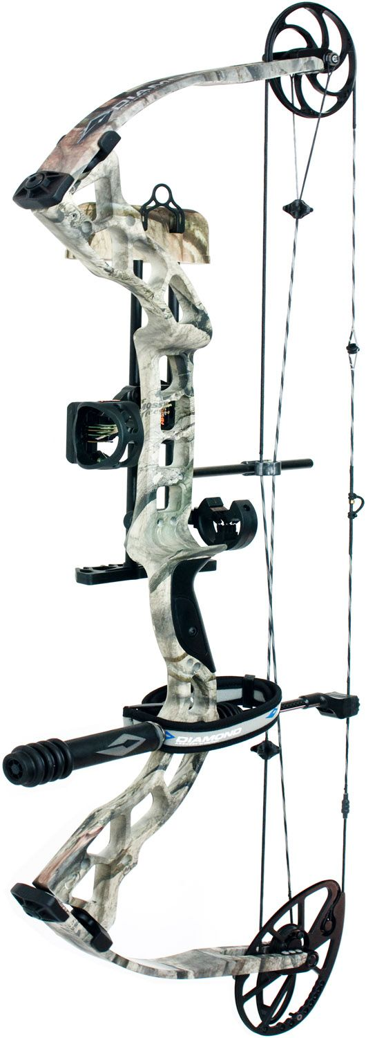 2012 Diamond Outlaw Compound Bow Package - Best Bow for the Money