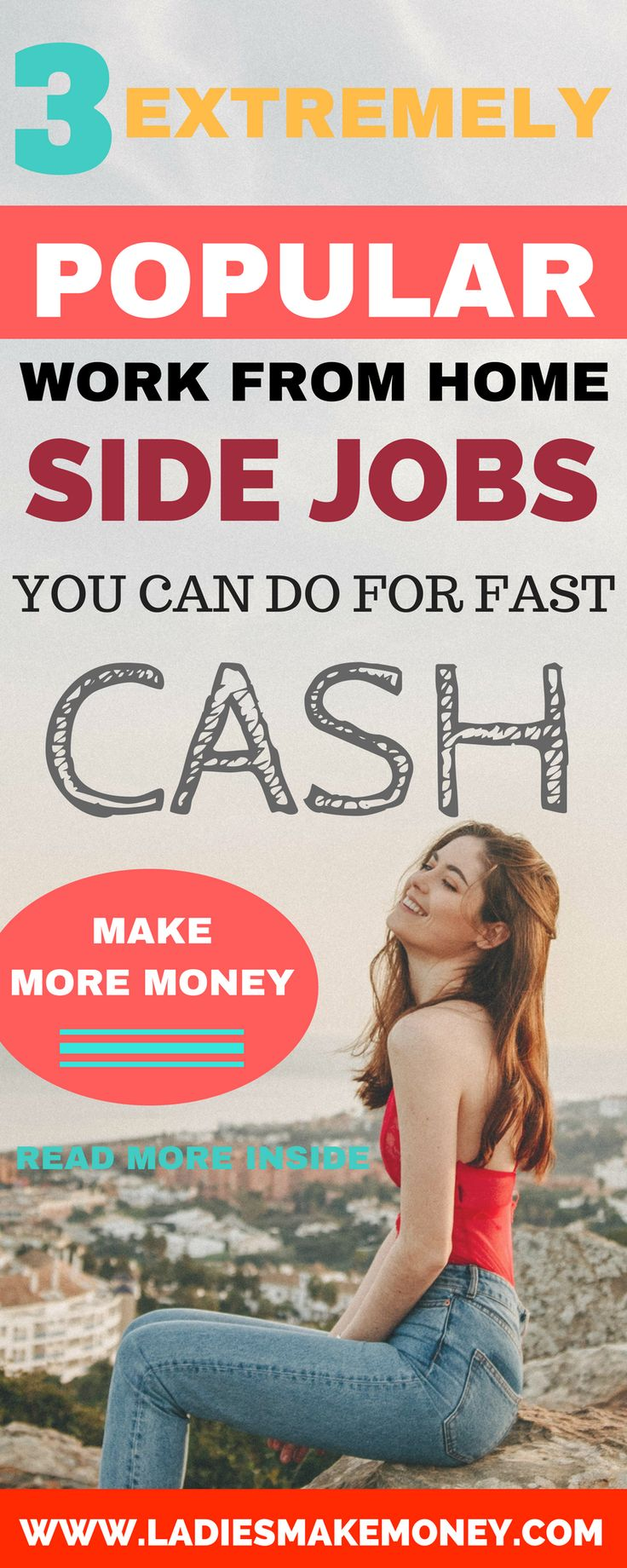 3 Extremely Popular Work from Home Side Jobs you can do for Fast Cash – Amanda Bannister