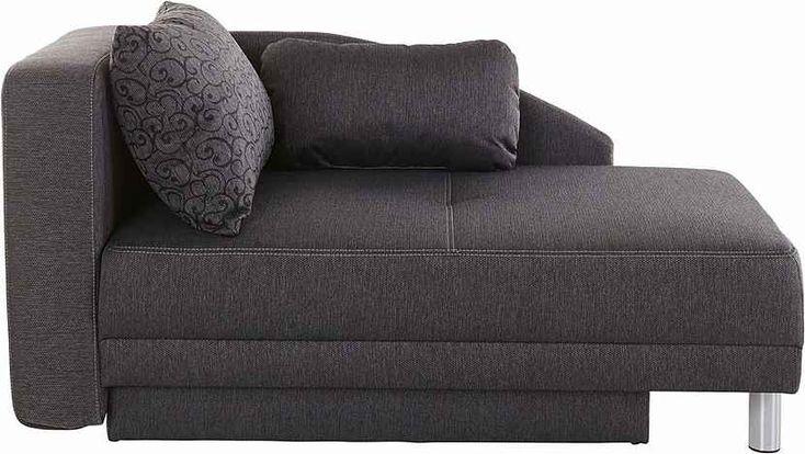 Jockenhofer Gruppe Recamiere Mit Schlaffunktion Und Bettkasten Folding Sofa Bed Folding Sofa Sofa Bed