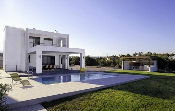 Lahania Beach Villa in RENTINI