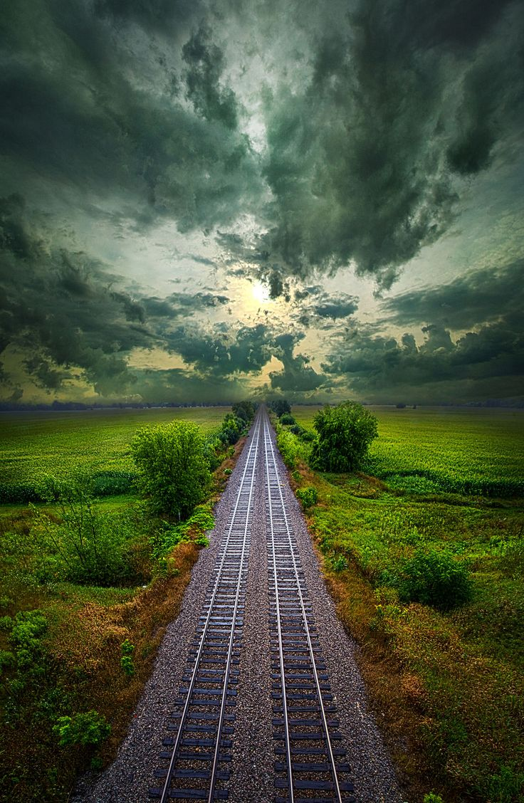 Wisconsin Horizons By Phil Koch.