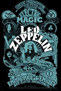 Poster LED ZEPPELIN - Wembley - Posters - Rock A Gogo