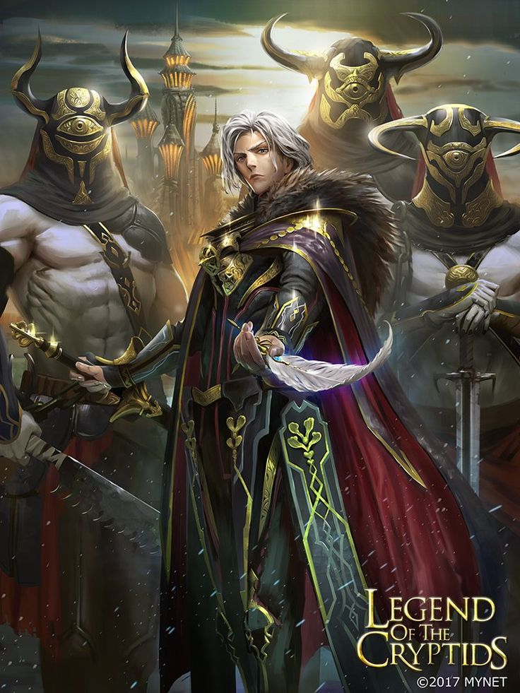 941 best Legend of the Cryptids images on Pinterest | Character ...